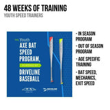 Axe Bat Youth Speed Trainers - Powered by Driveline