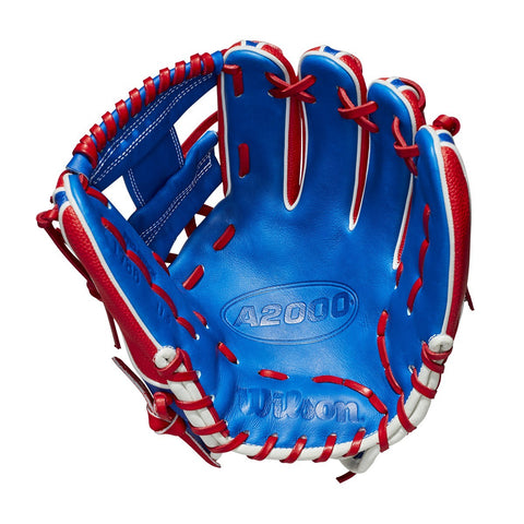 "Wilson A2000 2019 GOTM July 1786 SS 11.5"" Infield Baseball Glove - WTA20RB20LEJUL - Sold Out"