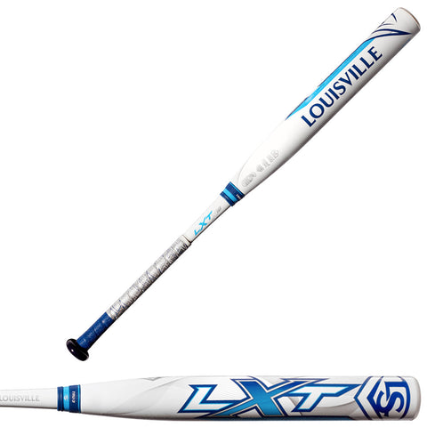 Louisville Slugger 2018 LXT (-8) Fastpitch Softball Bat - WTLFPLX18A8