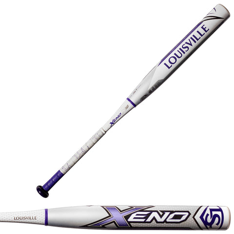 Louisville Slugger 2018 XENO X18 (-8) Fastpitch Softball Bat - WTLFPXN18A8 - Discontinued