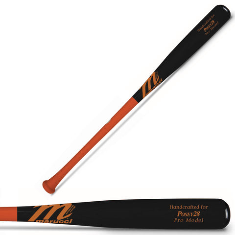 Marucci Buster Posey Players Weekend Pro Model Matte Maple Baseball Bat