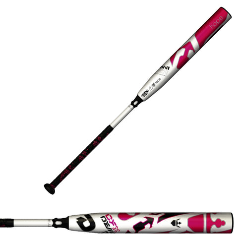 DeMarini 2018 CFX Hope  (-10) Fastpitch Softball Bat - WTDXCFH-18