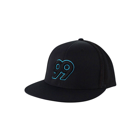 99-FLEX-FB-SM-MED-Black/Teal