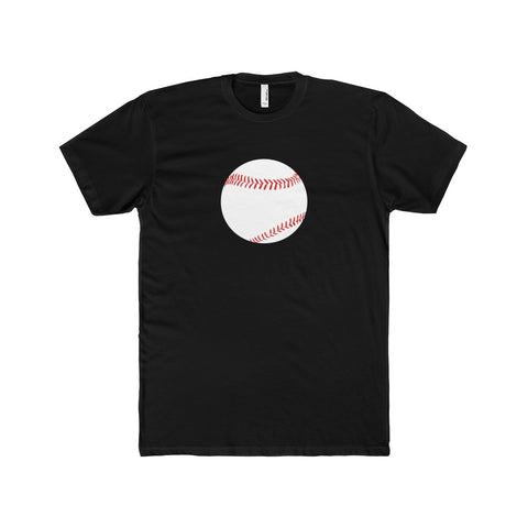 Baseball Men's Cotton Crew Tee