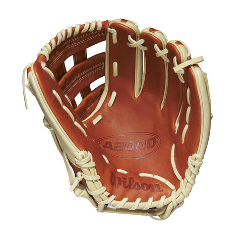 "Wilson A2000 April 2020 GOTM PP05 11.5"" Infield Baseball Glove - WBW10080115"
