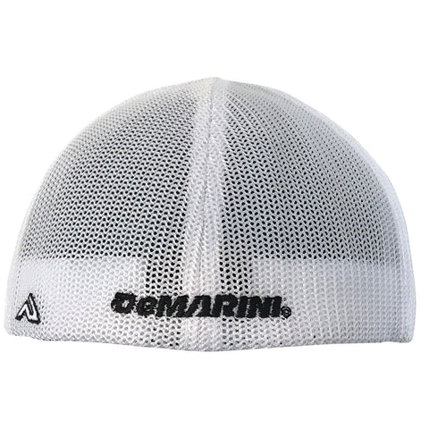 DeMarini D Flexfit Hat - Snow Camo/Charcoal/Black