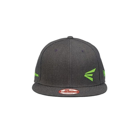 Easton Gameday Screamin E Hat - Charcoal/Green - Discontinued