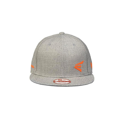 Easton Gameday Screamin E Hat - Grey/Orange