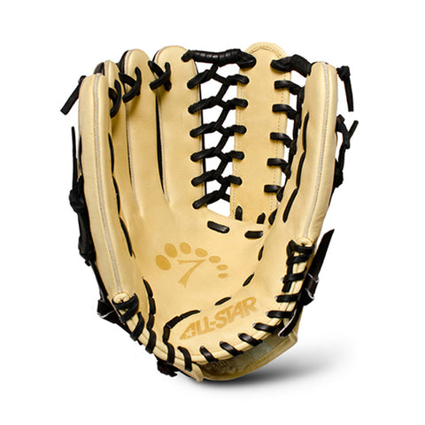 "ALL-STAR SYSTEM SEVEN 12.5"" OUTFIELD GLOVE (Left Hand Throw) - FGS7-OFFR - Discontinued"