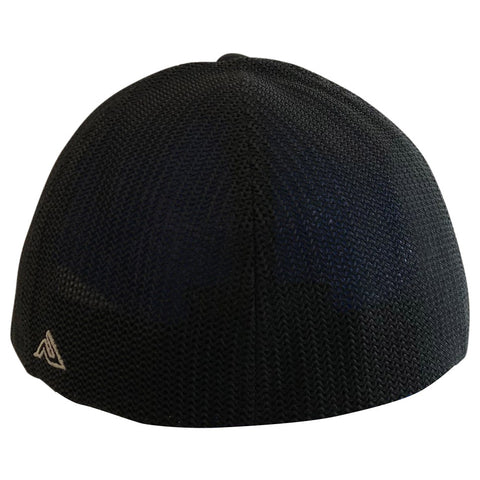 DeMarini D - Flexfit Hat -  Black/Red