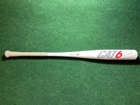"Marucci CAT6 (-3) 33"" 30oz BBCOR Baseball Bat - MCBC614 - Demo Bat"