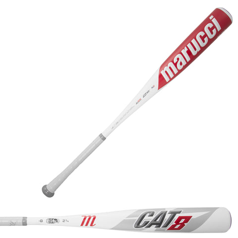 Marucci CAT8 2019 Senior League (-8) 2 3/4 Baseball Bat - MSBC88