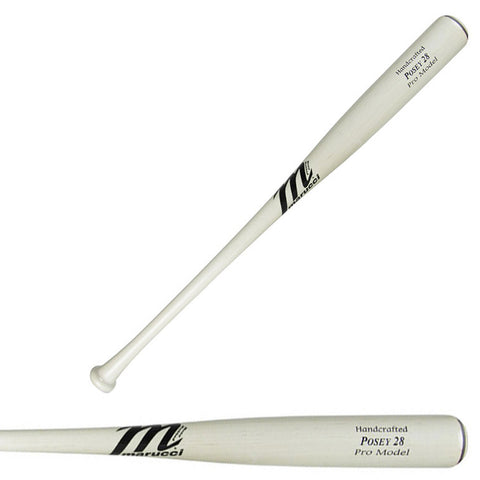 Marucci Posey 28 Pro Model Wood Maple Baseball Bat - MVEIPOSEY28-WW