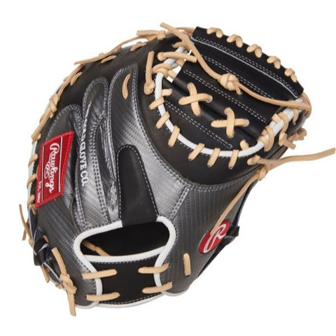 "Rawlings Heart of the Hide Hyper Shell 34"" Catchers Glove - PROCM41BCF - Discontinued"