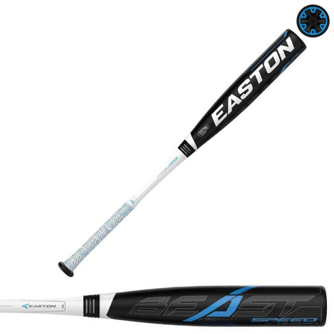 Easton 2019 Beast Speed Hybrid (-10) 2 5/8 Baseball Bat - SL19BSH108 - Discontinued
