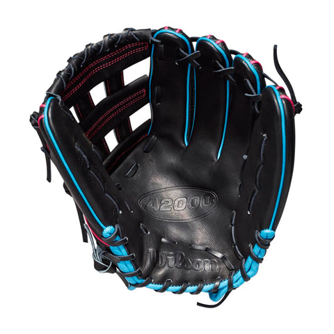 "Wilson A2000 Oct 2019 GOTM 12.5"" Outfield Baseball Glove - WBW100007125 - Sold Out"