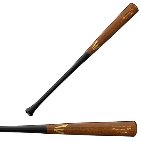 Easton 2018 PRO 271 Maple Baseball Bat - A111235 - Discontinued