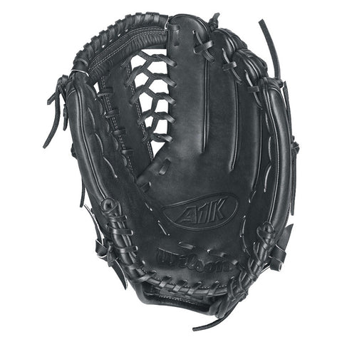 "Wilson A1K OF1225 12.25"" Baseball Glove - WTA1KRB16OF1225"