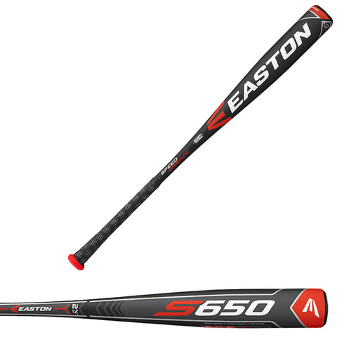 Easton 2018 S650 BBCOR -3 Baseball Bat - BB18S650 - Discontinued