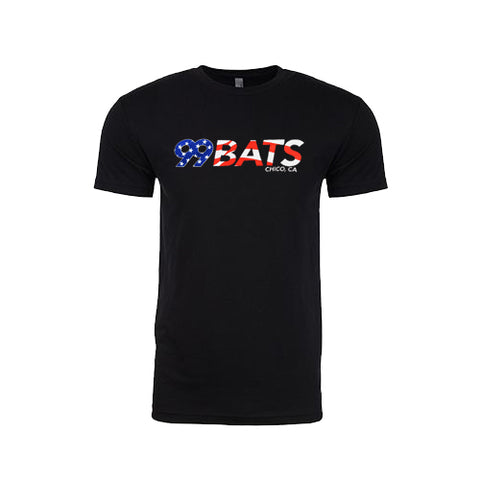 99BATS Big Splash Youth T-Shirt USA Special Edition