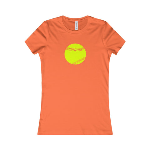 Softball Color Rush T-Shirt