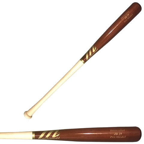 Marucci JB19 Pro Model Wood Maple Baseball Bat - MVEIJB19-N/WL - Discontinued
