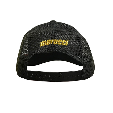 Marucci Snapback USA Hat - (Black/Gold)