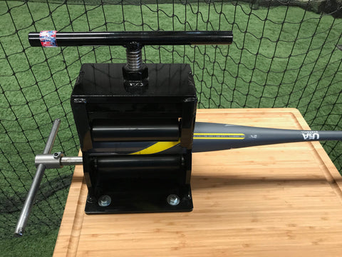 Professional Heated Bat Rolling Service + Compression Testing