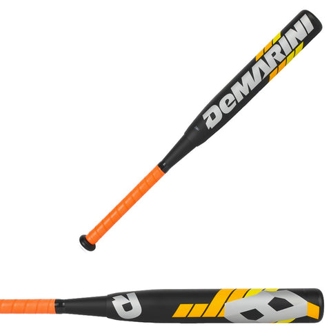 DeMarini 2016 CF8 (-13) Tee Ball Bat - WTDXCTT