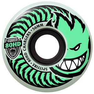 SPITFIRE 80HD CHARGER STAY LIT GLOW IN THE DARK 56MM