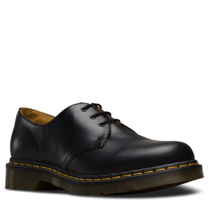 DR MARTENS 1461 DMC SMOOTH LEATHER - BLACK