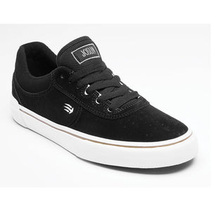 Etnies Joslin Vulc - Black | Pavement