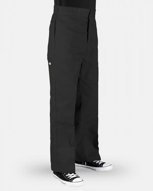 DICKIES 85-283 LOOSE FIT DOUBLE KNEE PANT - BLACK