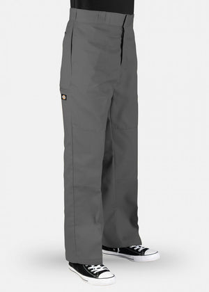 Dickies 85-283 Loose Fit Double Knee Pant - Charcoal | Pavement