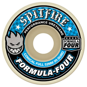 Spitfire Formula Four Conical Full 99A 56mm | Pavement