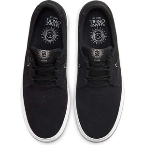 Nike SB Shane - Black/Black/White | Pavement