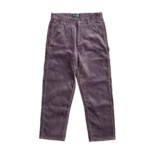 Vic Cord Carpenter Pant - Lavender | Pavement