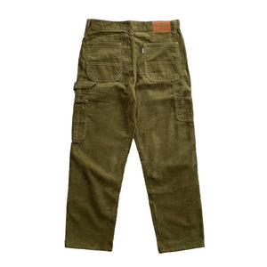 Vic Cord Carpenter Pant - Moss | Pavement