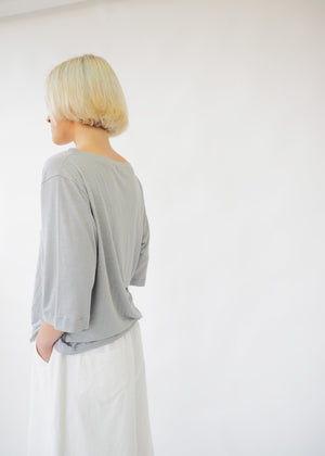 Pavement Jazi Top - Grey | Pavement