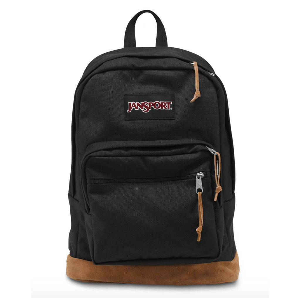 f759cba44a JANSPORT RIGHT PACK - BLACK