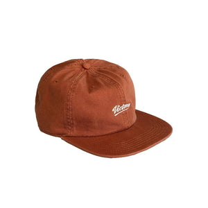 VIC PLAYER POLO CAP - COPPER