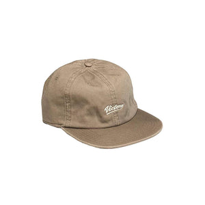 VIC PLAYER POLO CAP - KHAKI