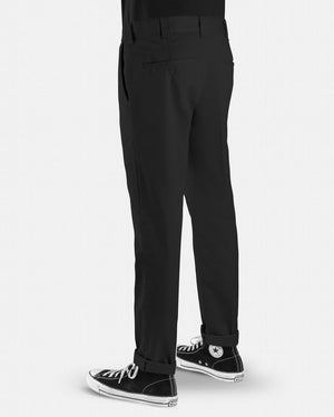 DICKIES 872 SLIM TAPERED FIT PANT - BLACK
