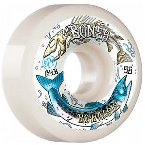 Bones SPF Kowalski Salmon Pawn P5 Sidecut 56mm 104a Wheels | Pavement