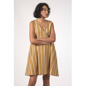 Thing Thing Estelle Dress - Beach Stripe | Pavement