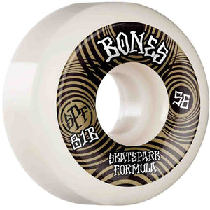 BONES SPF RIPPLES P5 SIDECUT 81B 56MM (GOLD)