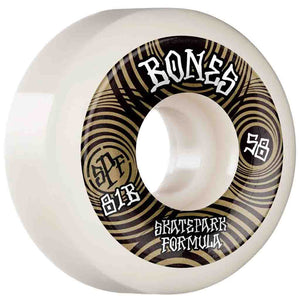 Bones SPF Ripples P5 Sidecut 81B 58mm (Gold) | Pavement