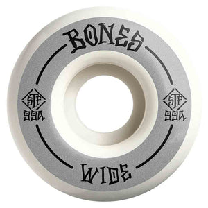 Bones STF Wide 99A V4 - 54mm | Pavement