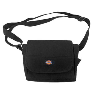 Dickies Basic Courier Bag - Black | Pavement