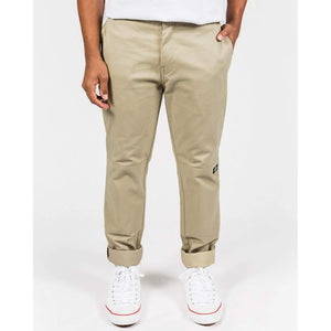 Dickies 918 Slim Fit Double Knee Pant - Desert Sand | Pavement